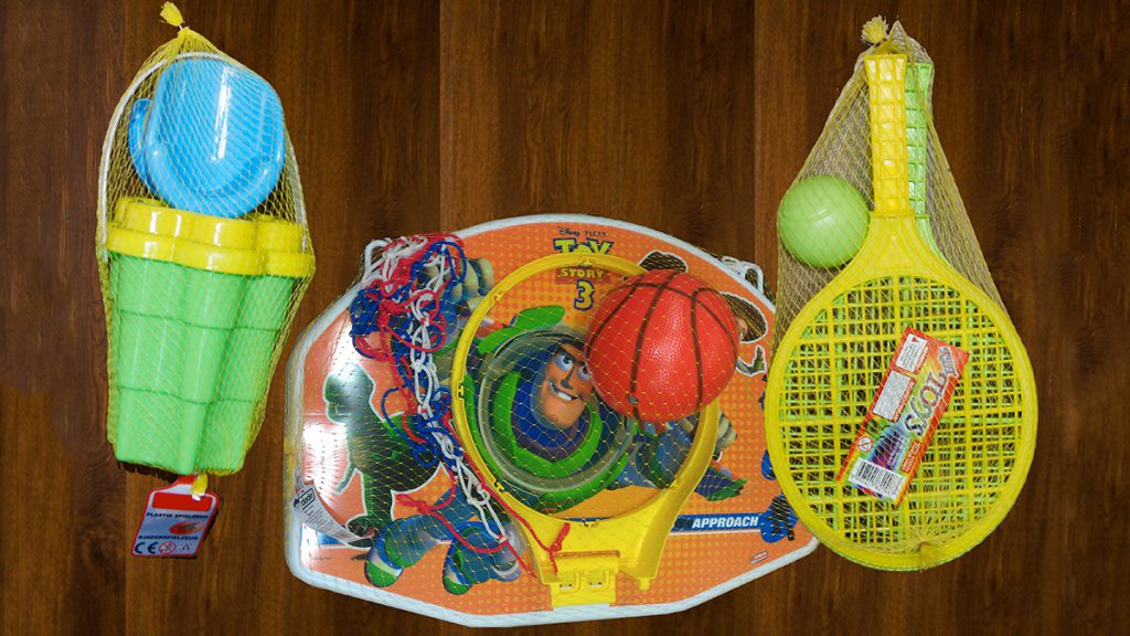 Toy Packaging Nets